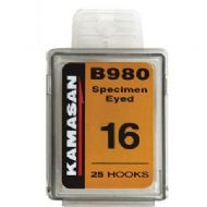 Kamasan B980 Bait Hook Box of 25